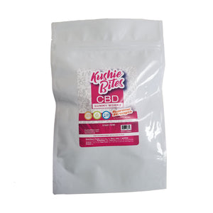 Kushie Bites 10 ct. Gummy Worms - 750 MG/Bag