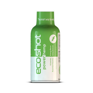 CBD Drip Ecoshot - Energy - 25 MG/Bottle