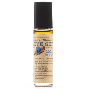 CBD American Shaman Under Eye Serum - 300 MG/Bottle