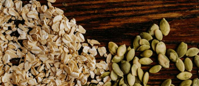 Micronutrients Food List - Nuts & Seeds