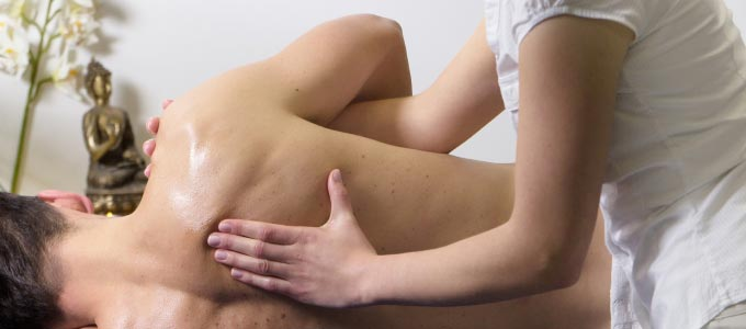Best Ways To Destress - Man Getting A Massage