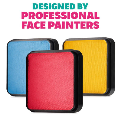 Kraze FX Face Paint - 25 gm - Red