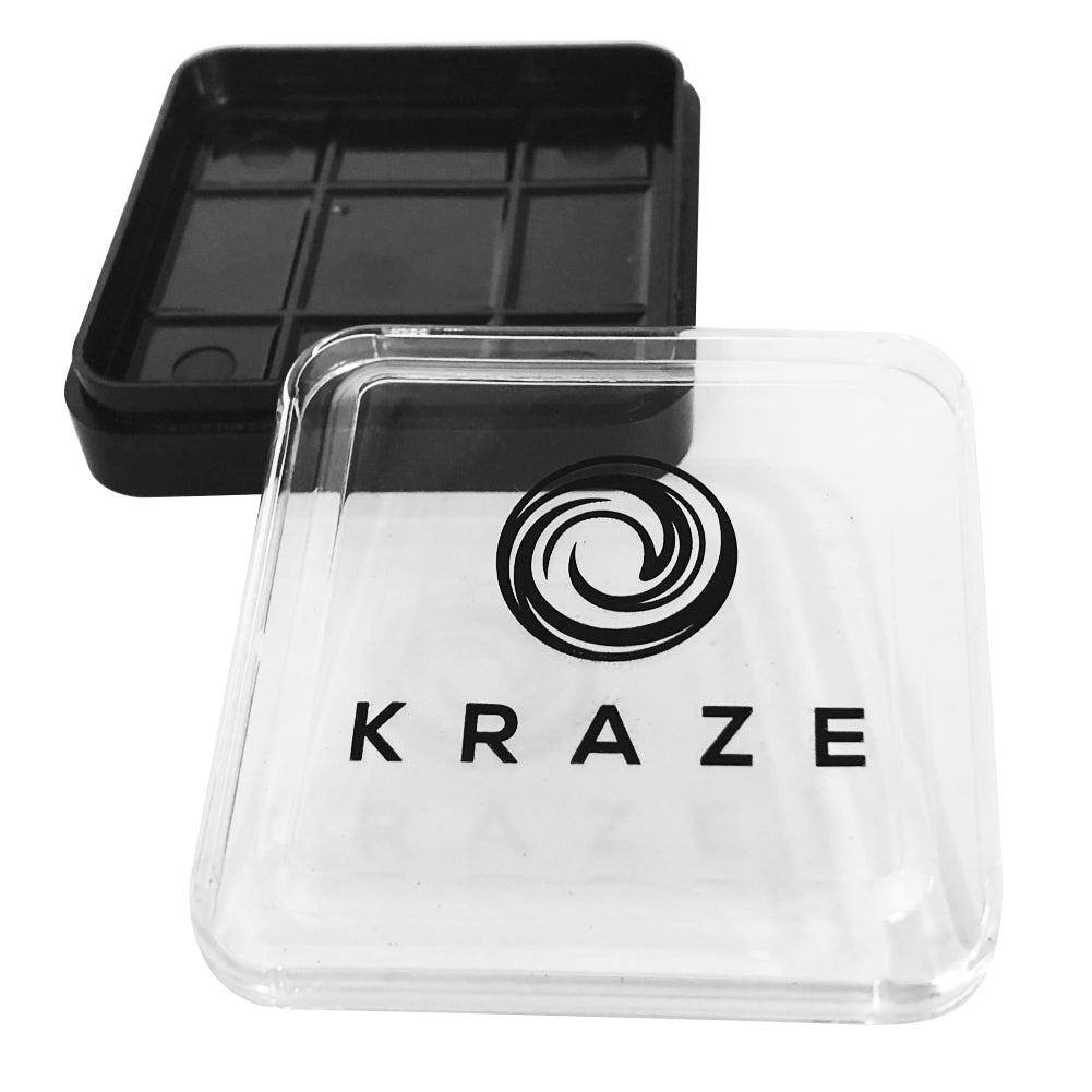 "Kraze Empty Large Case - Square (2""x2"")"