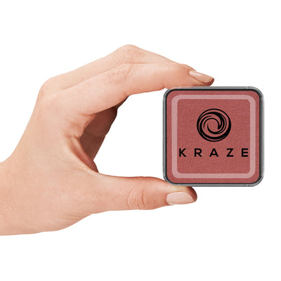 Kraze FX Square Face Paint - 25 gm - Metallic Red