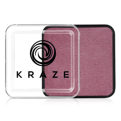 Kraze FX Square Face Paint - 25 gm - Metallic Rose