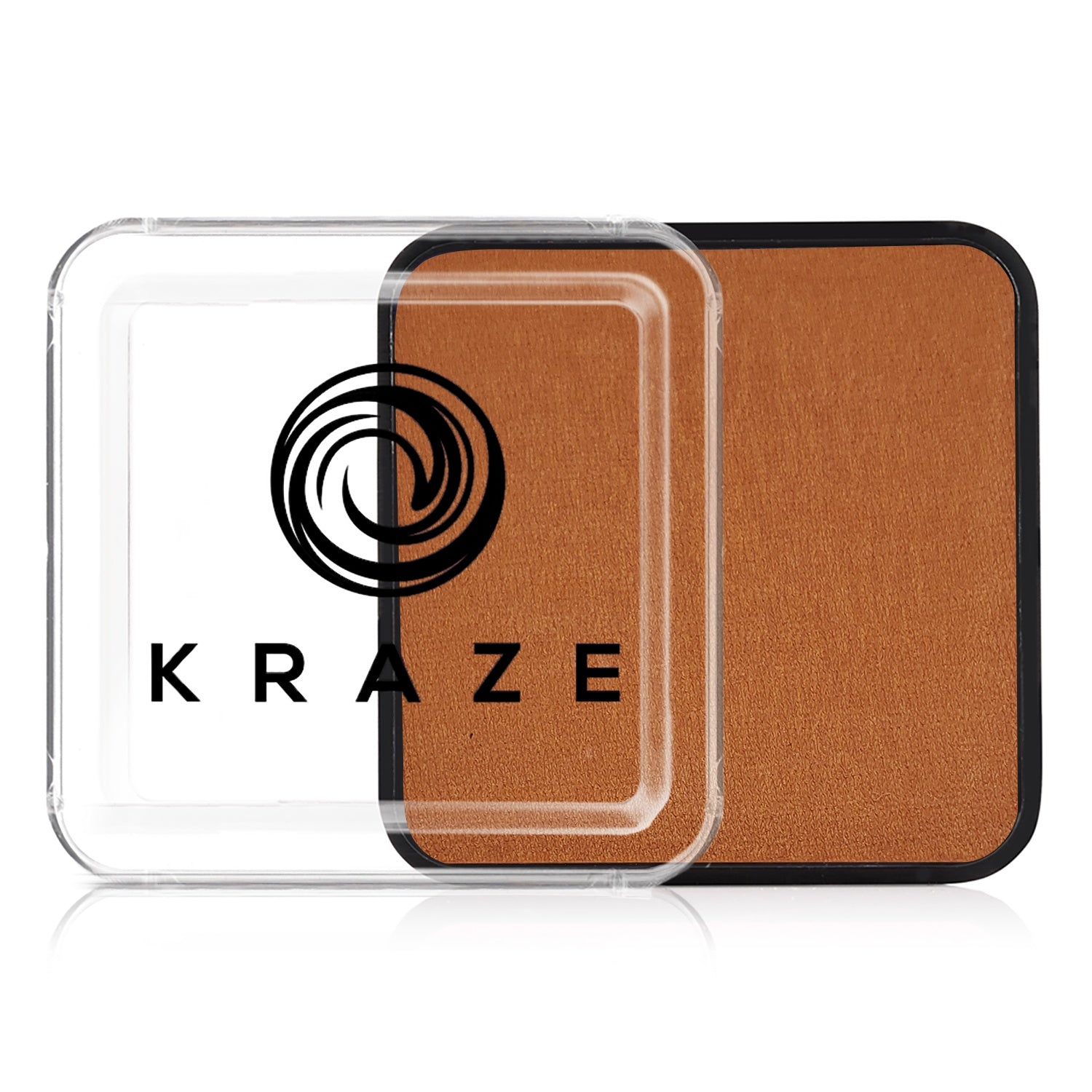 Kraze FX Square Face Paint - 25 gm - Metallic Orange
