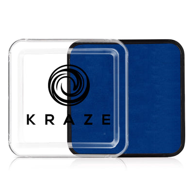 Kraze FX Face Paint - 25 gm - Deep Blue (Non Staining)