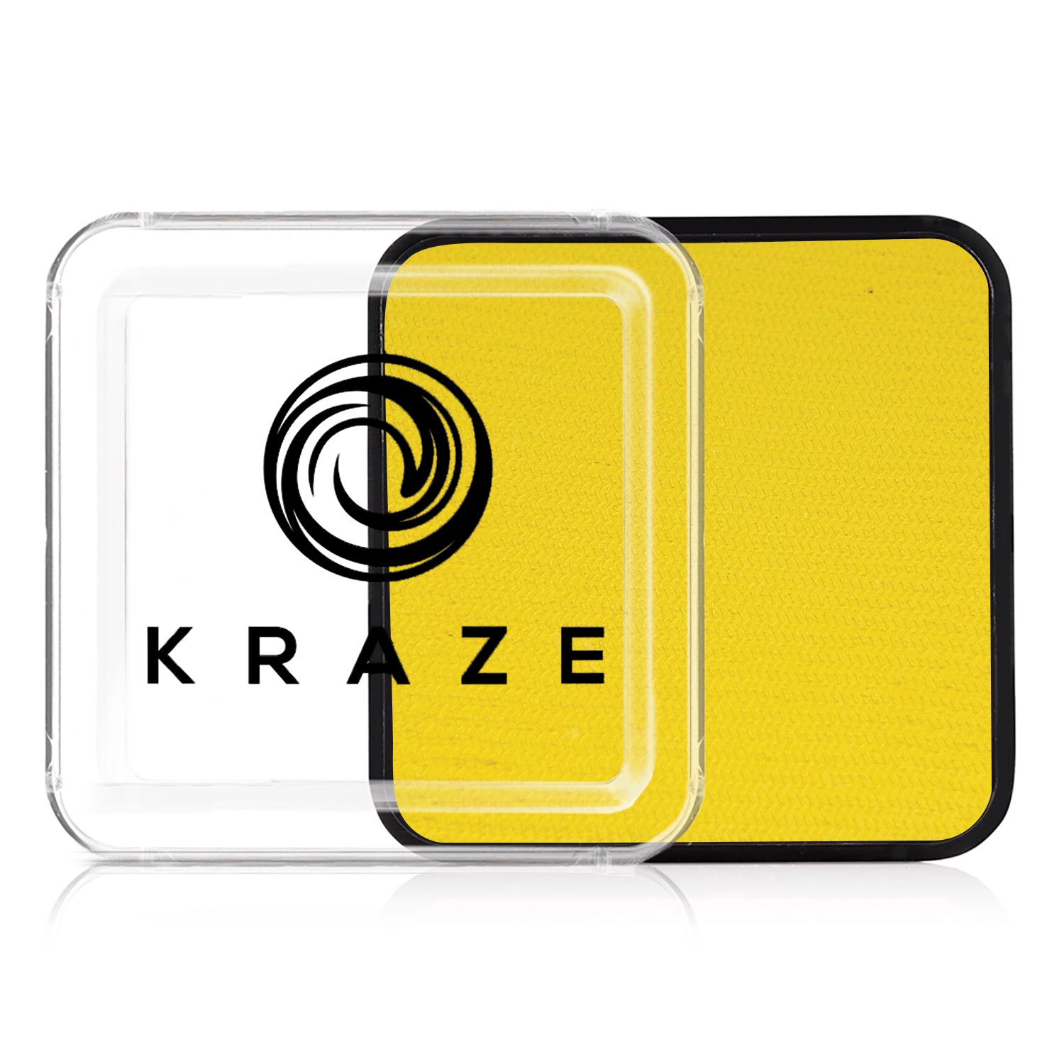 Kraze Light Yellow Square - 25 gm
