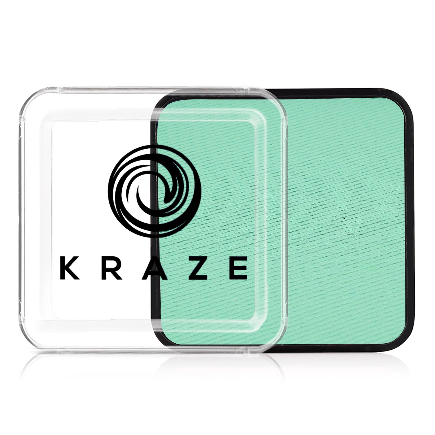 Kraze Mint Green Square - 25 gm