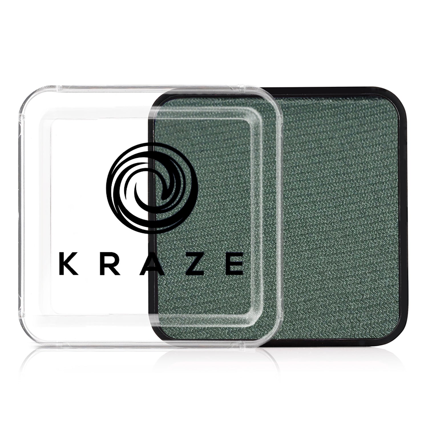 Kraze Dark Green Square - 25 gm