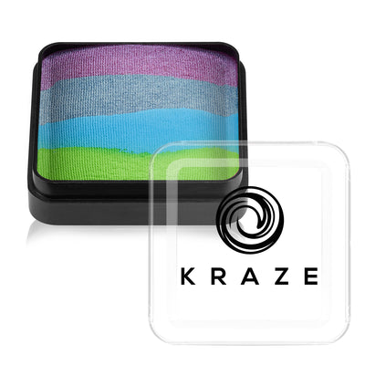 Kraze FX Domed Split Cake - 25 gm - Nebula