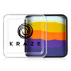 Kraze FX Domed  Neon Split Cake - 25 gm - Sunset Dream