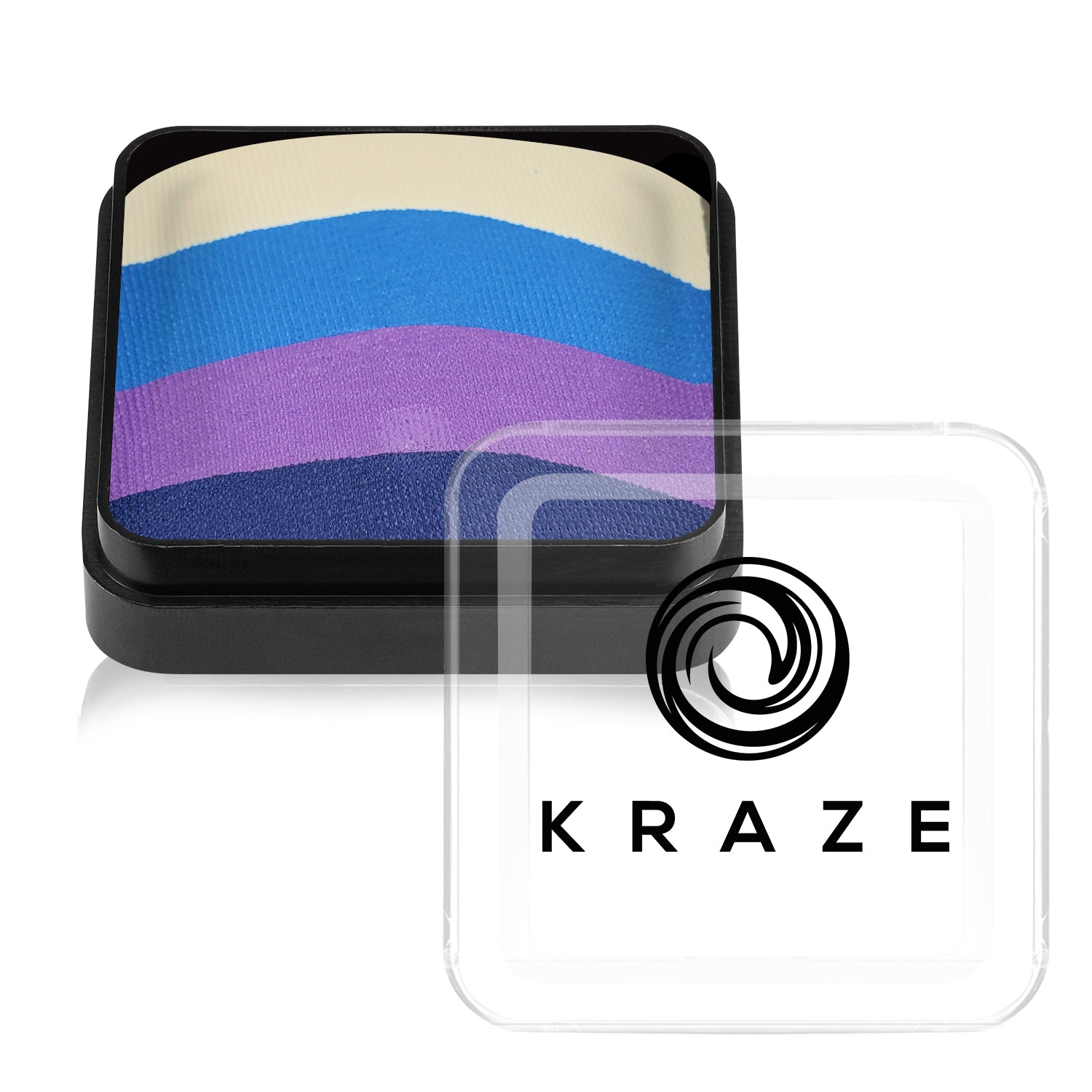 Kraze Neon Dome Cake - 25 gm - Twilight