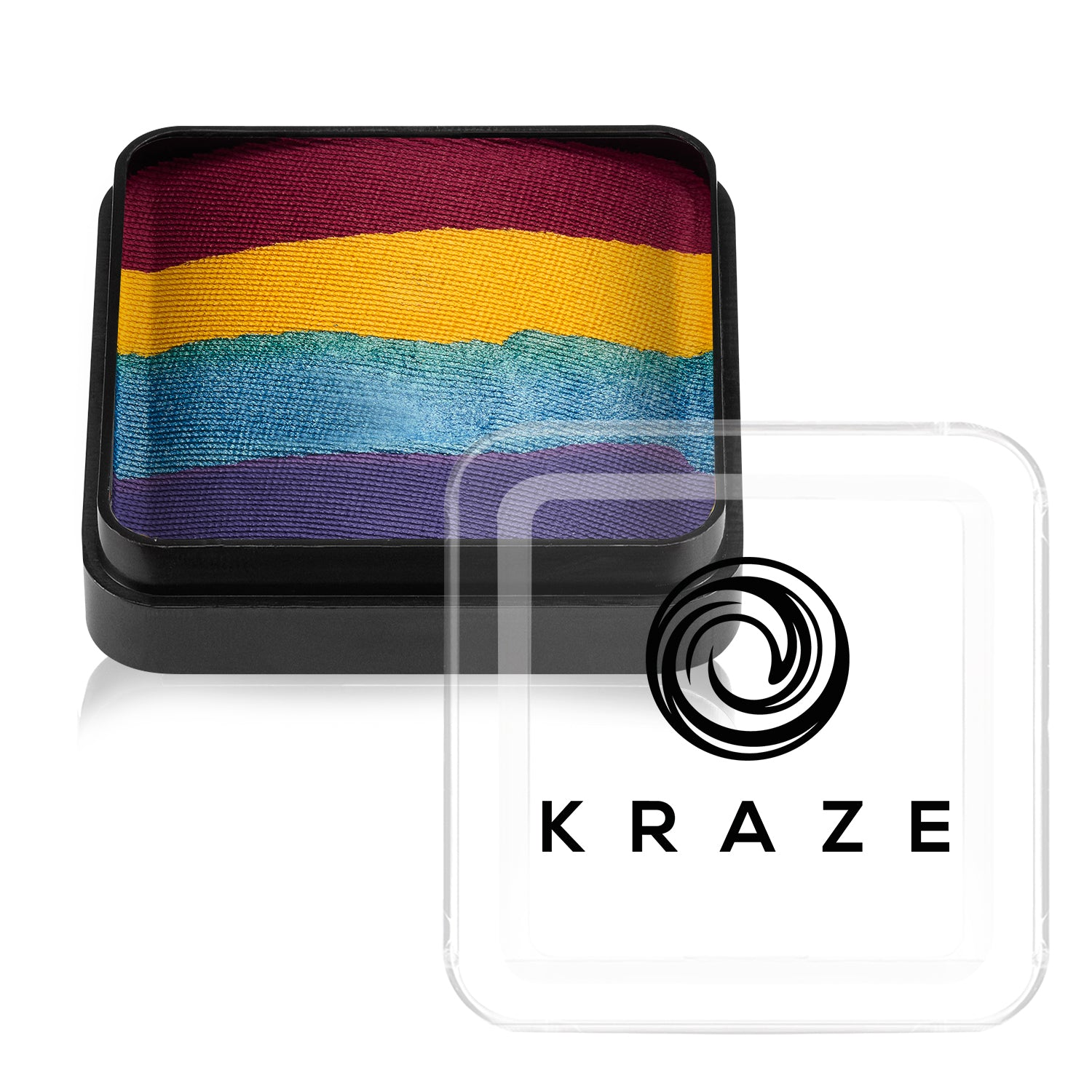 Kraze FX Domed Split Cake - 25 gm - Harbor Sunset