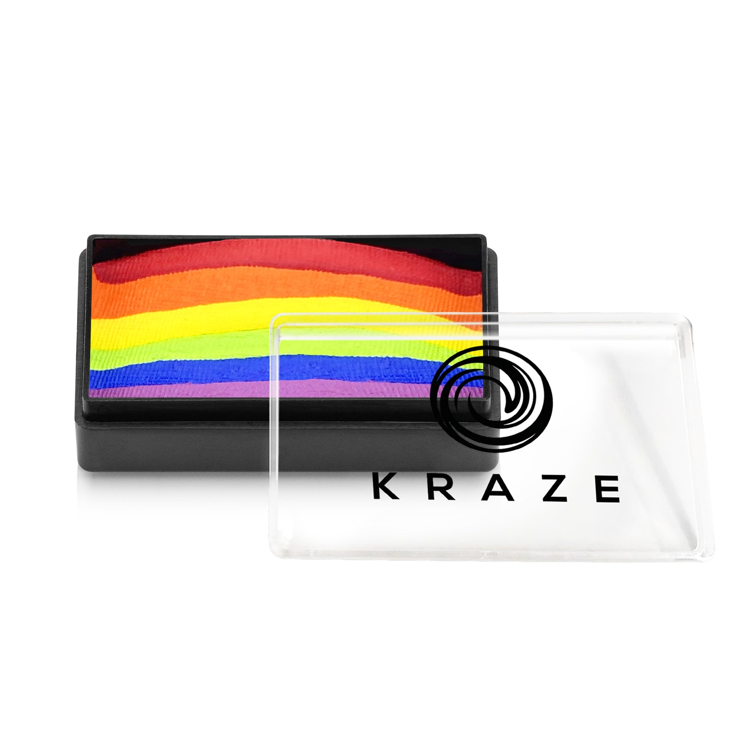 Kraze FX Dome Stroke - 25 gm - Deep Rainbow