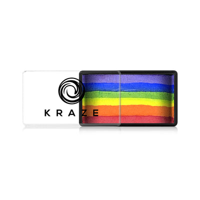 Kraze FX Dome Stroke - 25 gm - Essential Rainbow