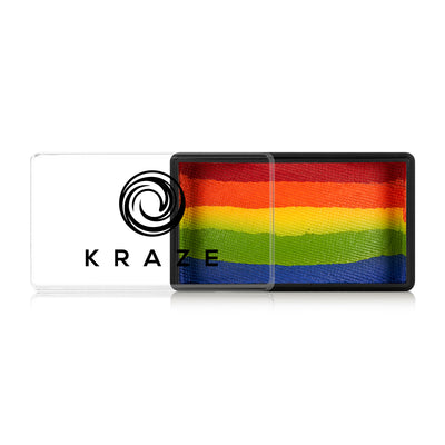 Kraze FX Dome Stroke - 25 gm - Really Rainbow