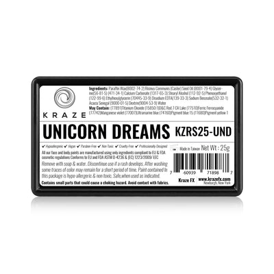 Kraze FX Dome Stroke - 25 gm - Unicorn Dreams