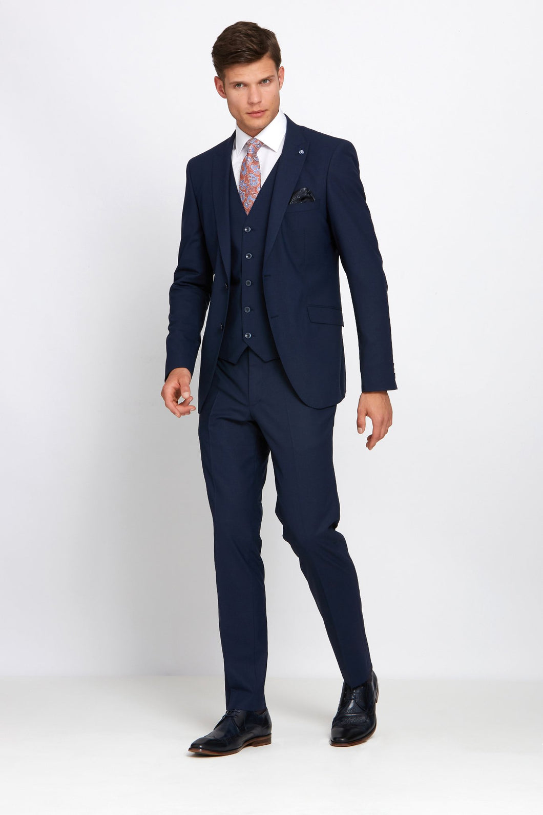 New Season Benetti Regency 3-Piece Suit
