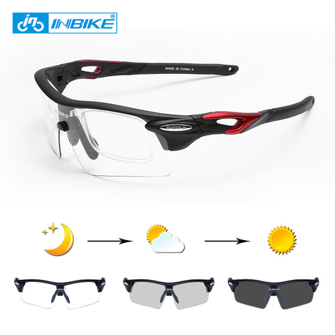 Photochromic Sports Glasses