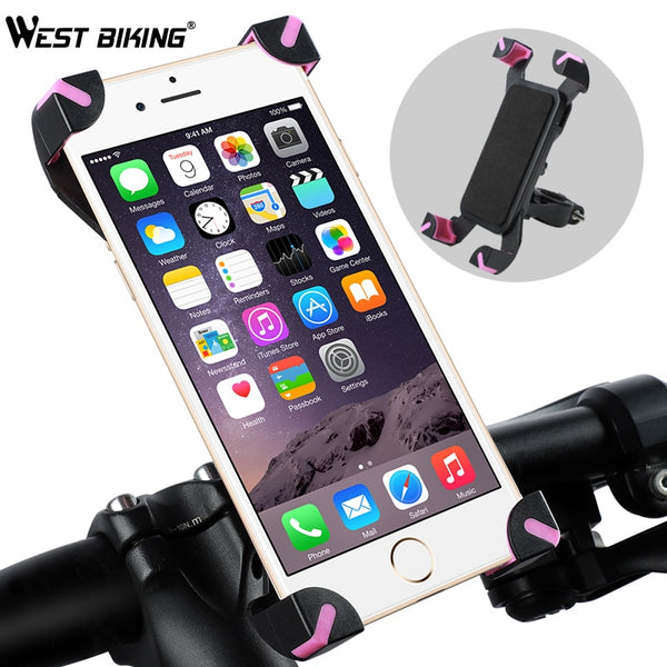 Universal Bicycle Phone Mount