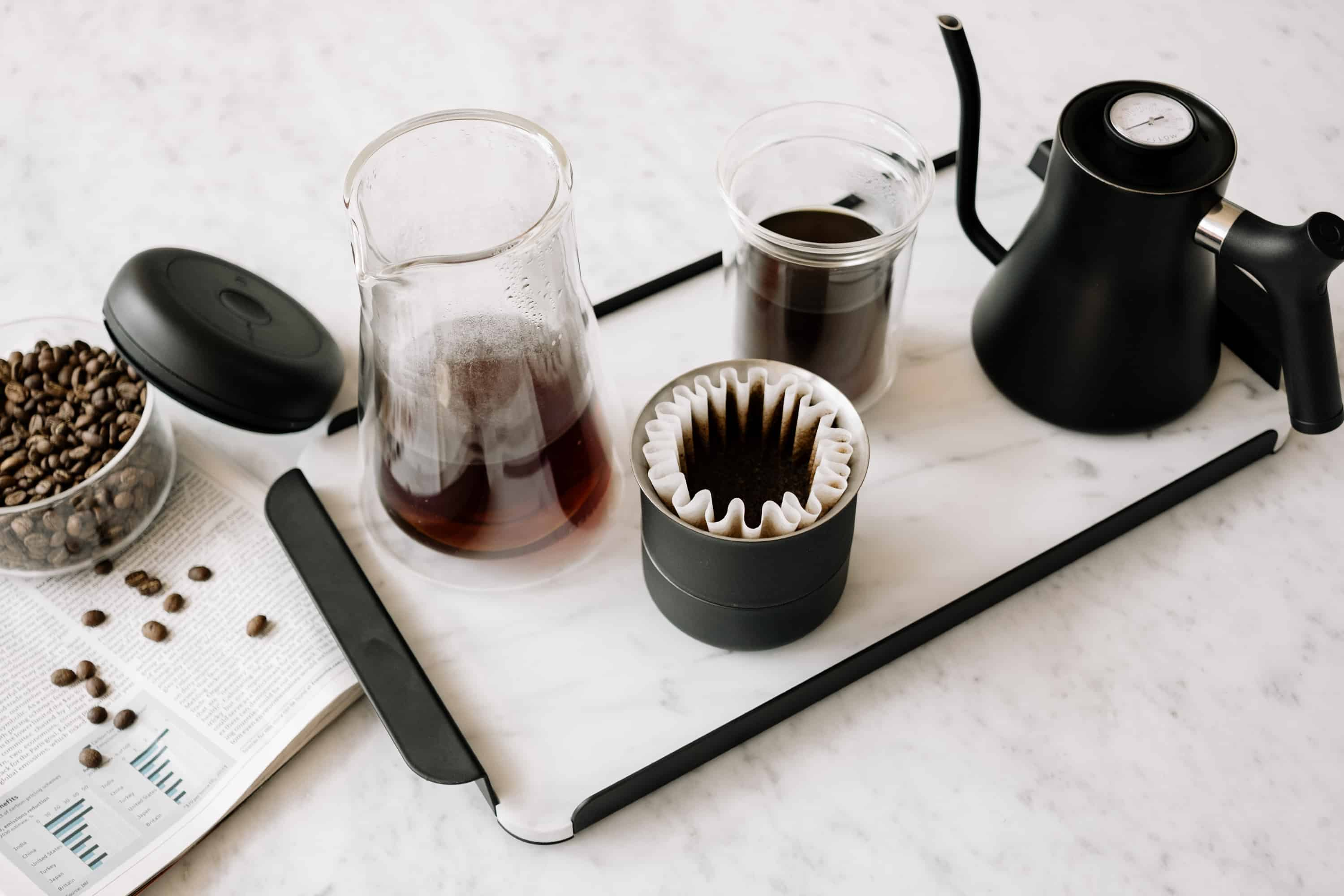 How To Use The Coffee Compass To Dial In Your Brew