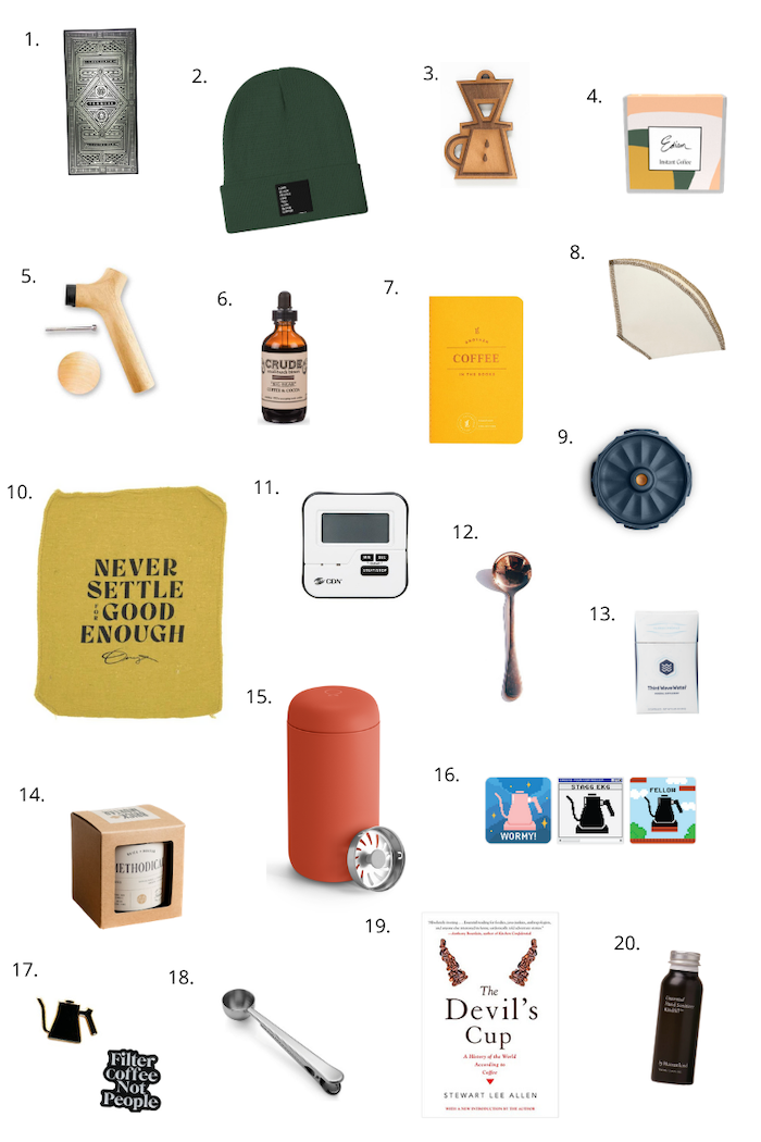 20 Stocking Stuffers for Coffee Lovers