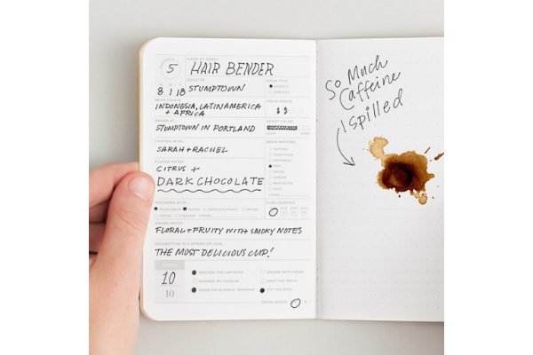 Letterfolk Coffee Passport