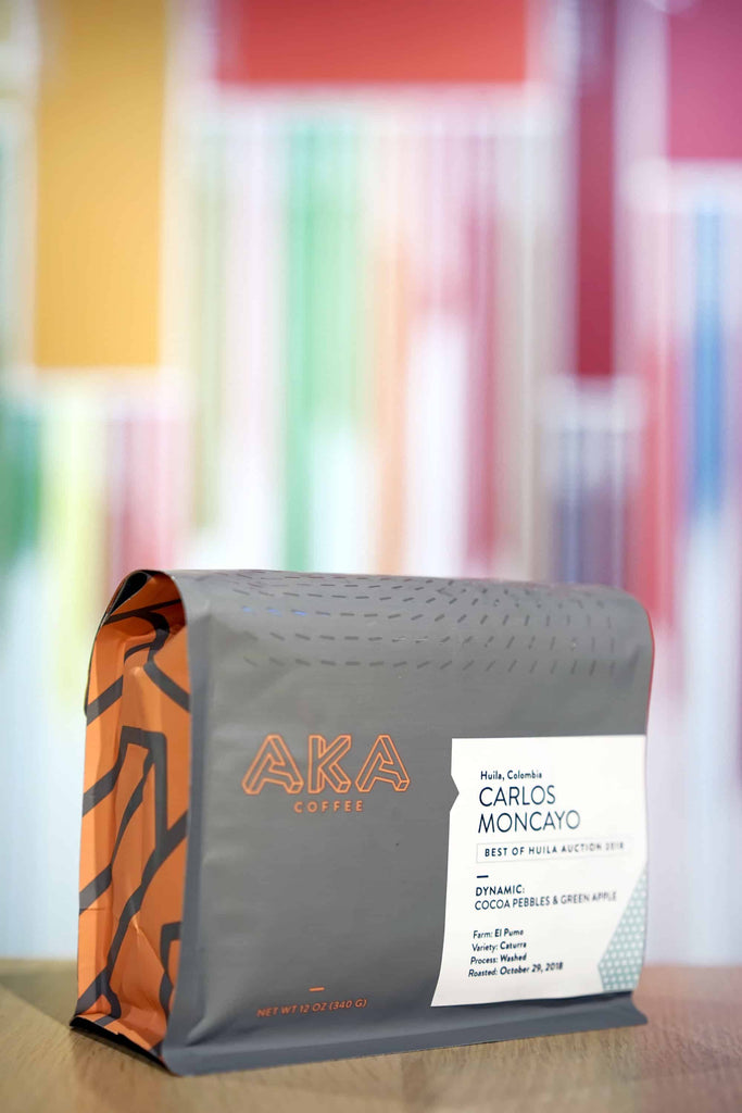 AKA Coffee Fellow Featured Roaster