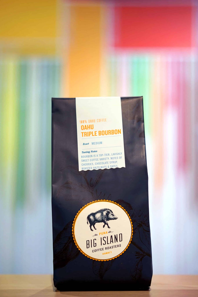 Big Island Coffee Roasters Fellow October Featured Roasters