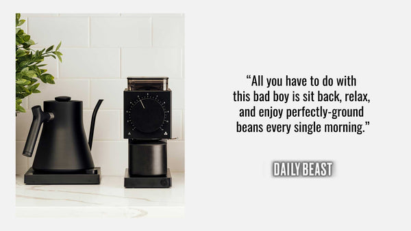 Daily Beast Ode Brew Grinder Review Quote