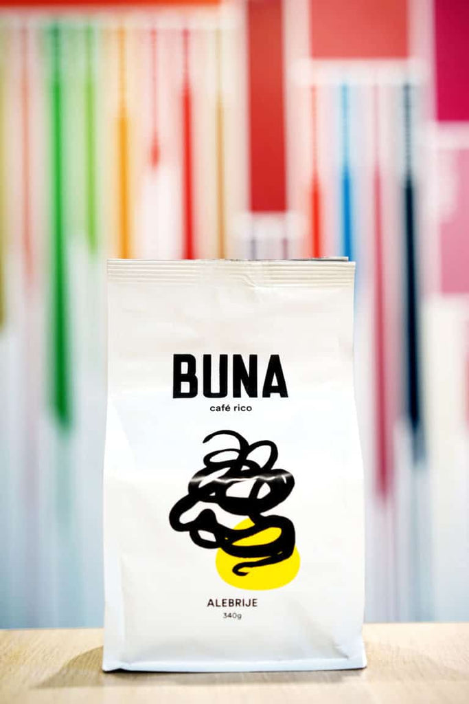 Buna Cafe Rico Fellow Featured Roaster