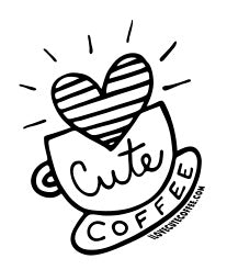 Cute Coffee logo