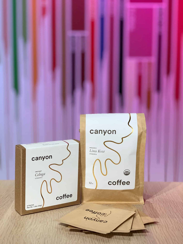 Canyon Coffee and Swift Cup Fellow Featured Roasters