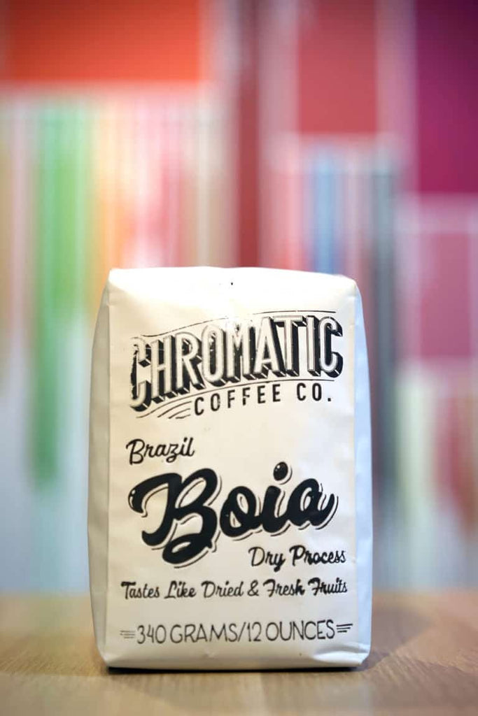 Chromatic Coffee Roasters Fellow Featured Roasters