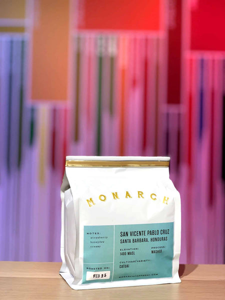 Monarch Fellow March Featured Roasters
