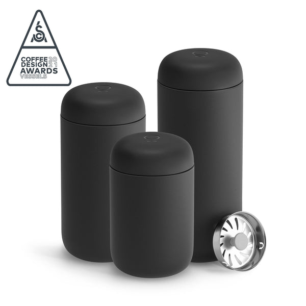 Carter Move Mugs in Three Sizes with Splash Guard