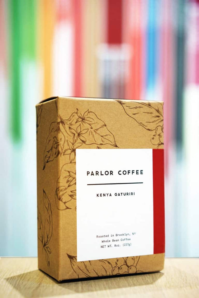 Parlor Coffee Roasters Fellow Featured Roaster