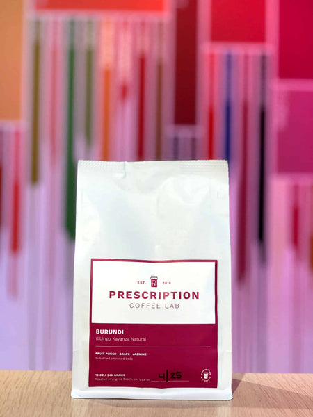 Prescription Coffee Lab Flashlight Coffee Company Fellow May Featured Roasters