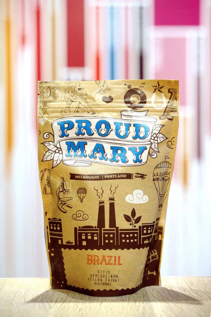 Proud Mary Coffee Roasters Fellow Featured Roaster