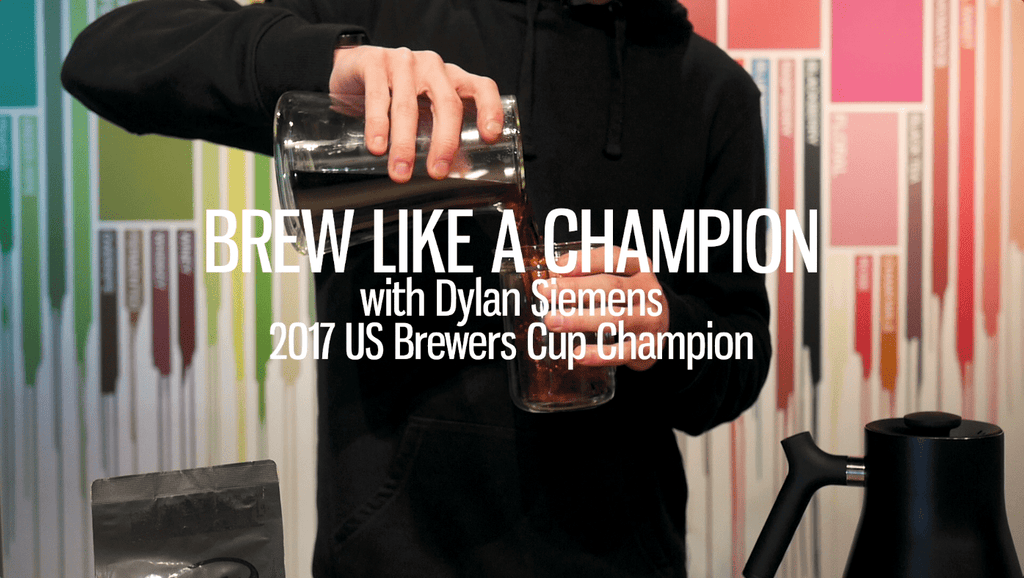 brew like a champion with dylan siemens