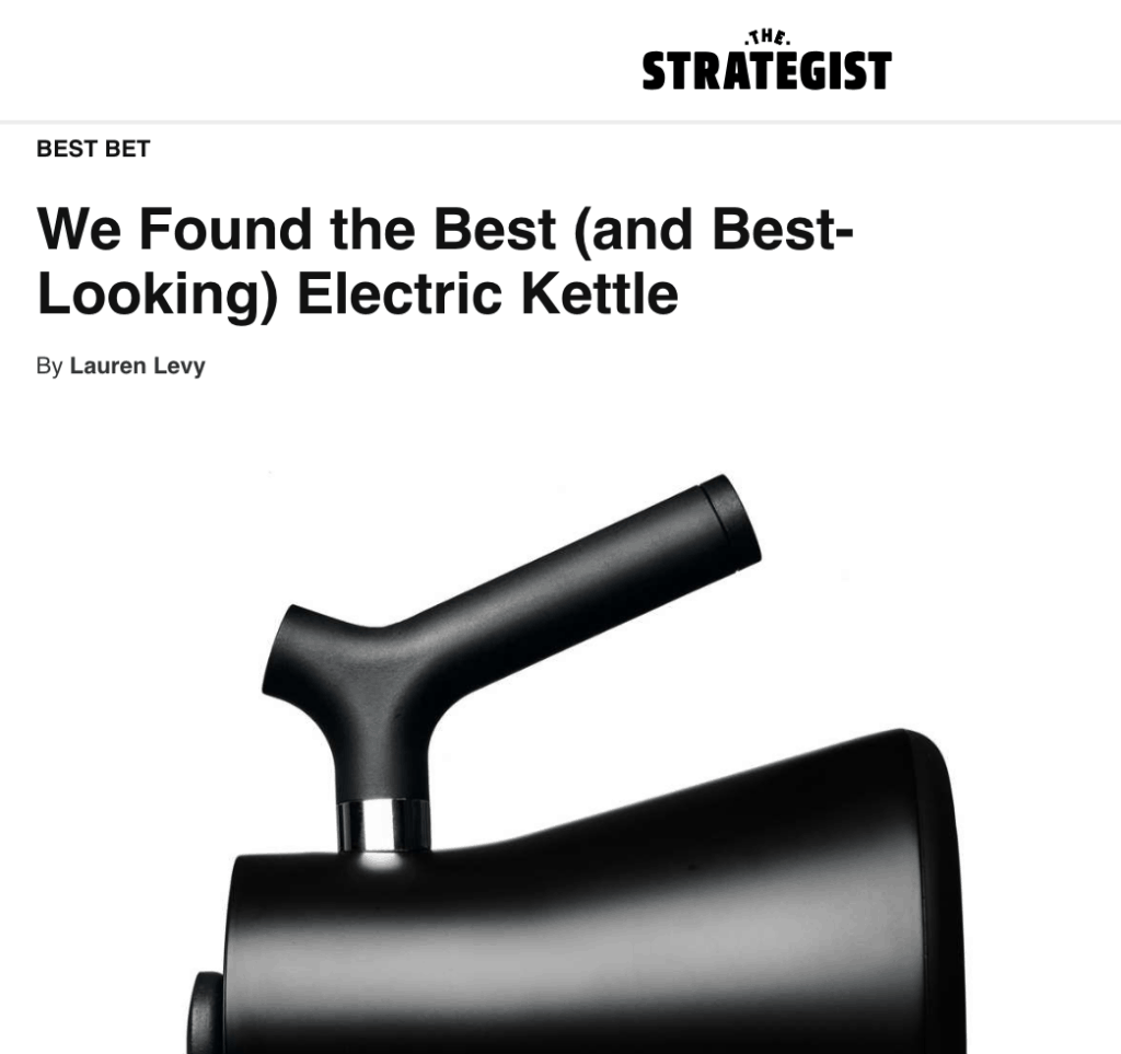 New York Magazine Stagg EKG Review