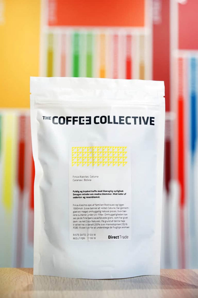 The Coffee Collective Fellow Featured Roasters