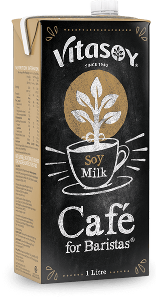 Vitasoy Cafe Style Soy Milk