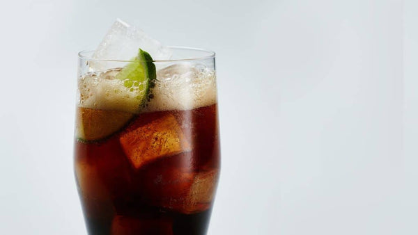 Alive and Kicking, a coffee infused cocktail