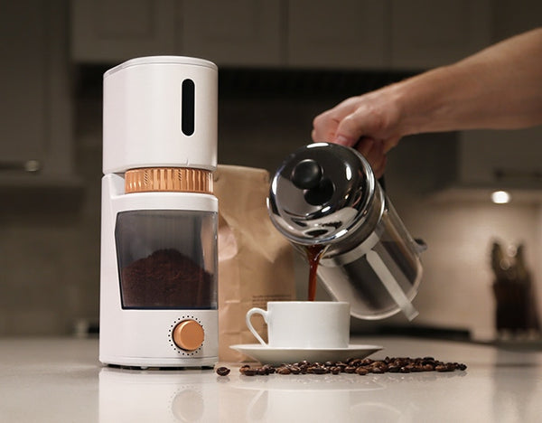 Image of the right coffee grinder