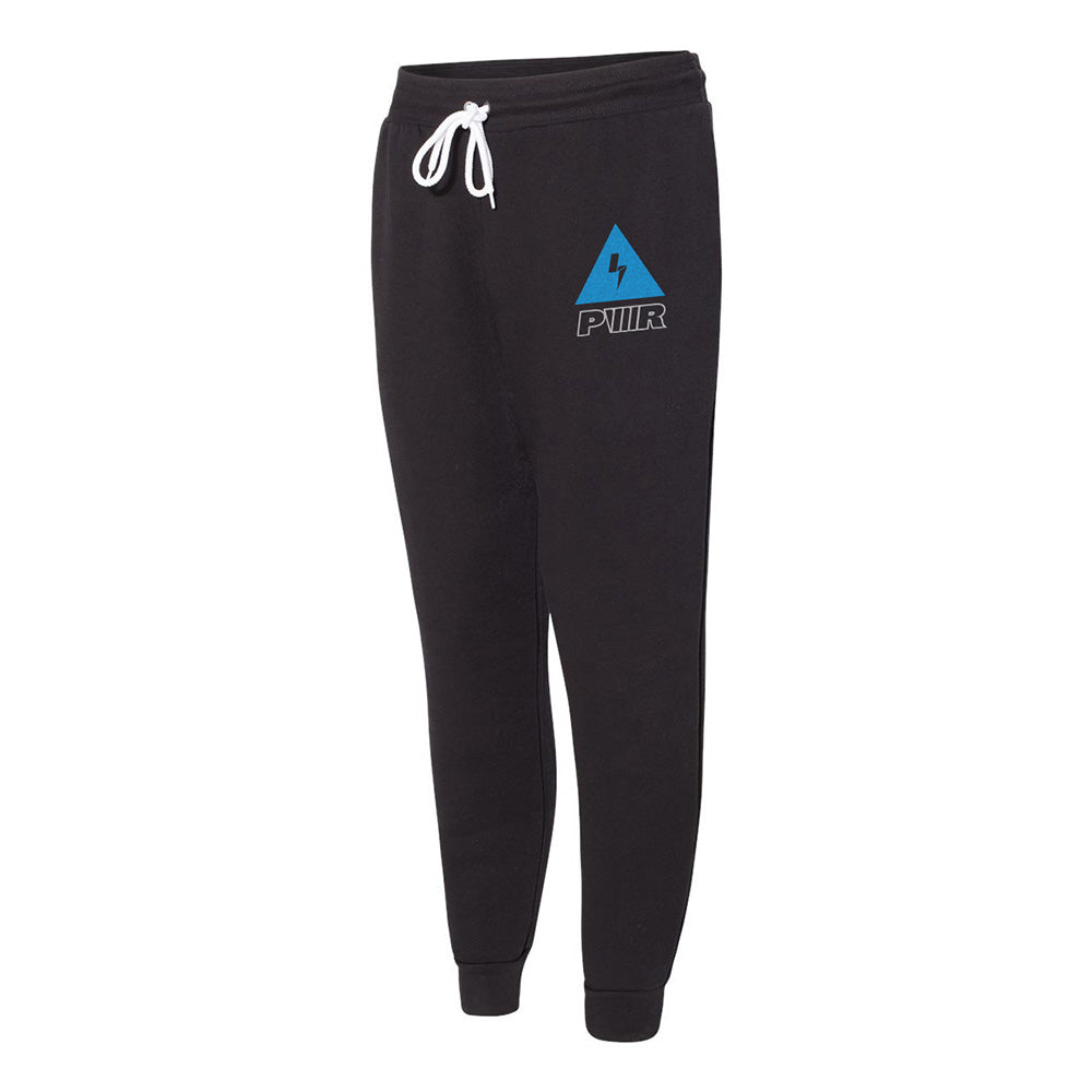 Blue Charge Joggers