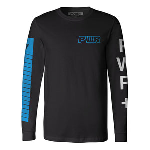 Blue Charge Long Sleeve