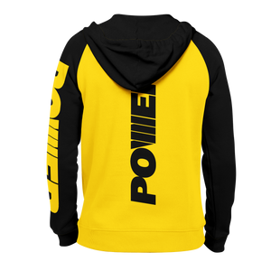 Two-Tone Bolt Hoodie