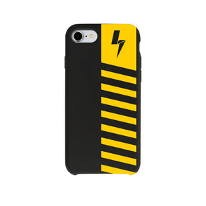 Power Stripe Phone Case